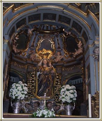 Romería de La Virgen de La Oliva – VEJER DE LA FRONTERA(Cádiz)