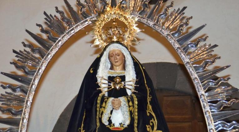 Romería de La Virgen de Los Volcanes – TINAJO – (Las Palmas)