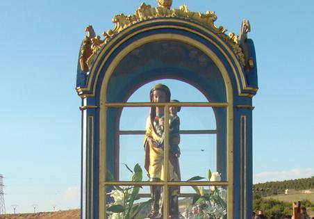 Romería de la Virgen del Yugo – ARGUEDAS (Navarra)