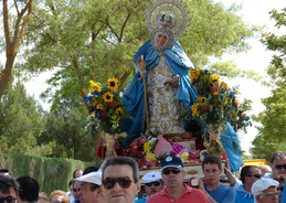 Romería de La Virgen de Los Remedios – COLMENAR VIEJO (Madrid)