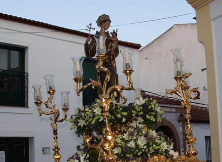 Romería de San Antonio de Padua – ALOSNO (Huelva)