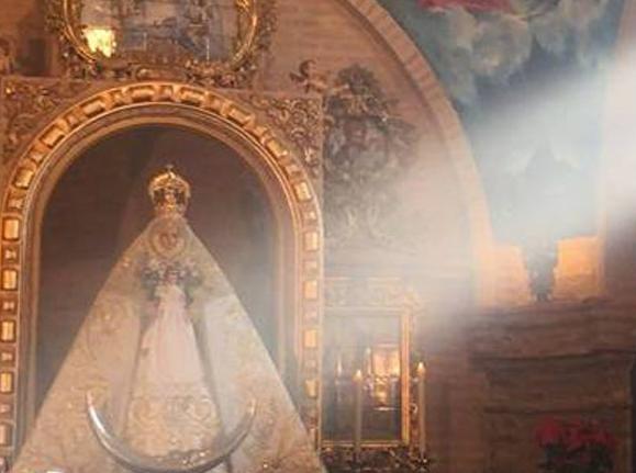 La Virgen de Escardiel – CASTILBLANCO DE LOS ARROYOS (Sevilla)
