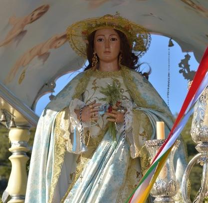 Romería de La Pura y Limpia Concepción – PRUNA (Sevilla)