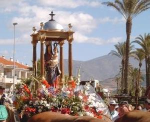 Romería de La Virgen del Rosario – SALOBREÑA (Granada)