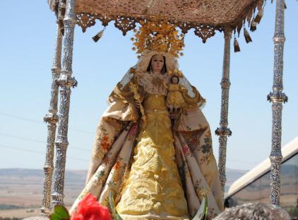 Romería de La Virgen de Las Montañas – VILLAMARTÍN (Cádiz)