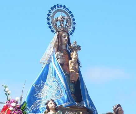 Romería de la Virgen de La Salud – BARBATONA (Guadalajara)