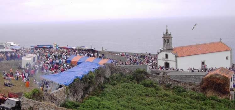 Romería de San Hadrián Do Mar MALPICA DE BERGANTIÑOS – (La Coruña)