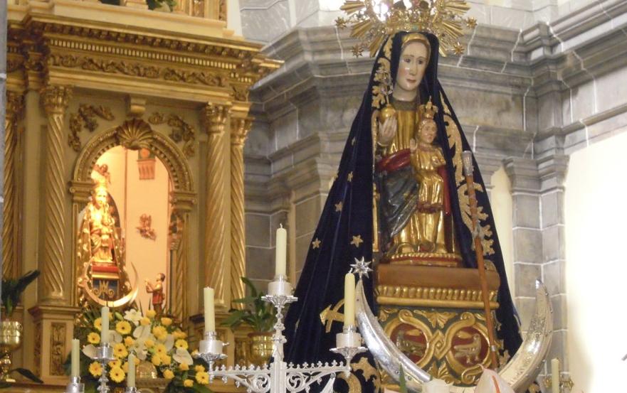 Romería de La Virgen de Brezo – SANTIBÁÑEZ DE LA PEÑA (Palencia)