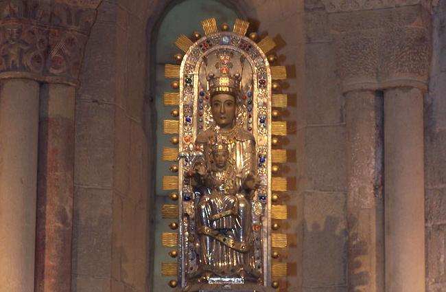 Romería de La Virgen de Ujué – UJUÉ (Navarra)